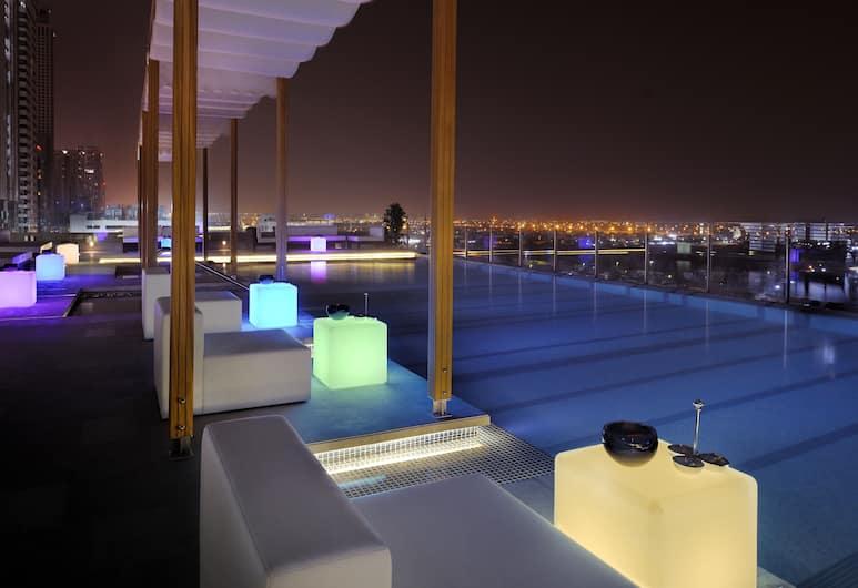 Nassima Tower Hotel Apartments, Dubai, Terrace/Patio