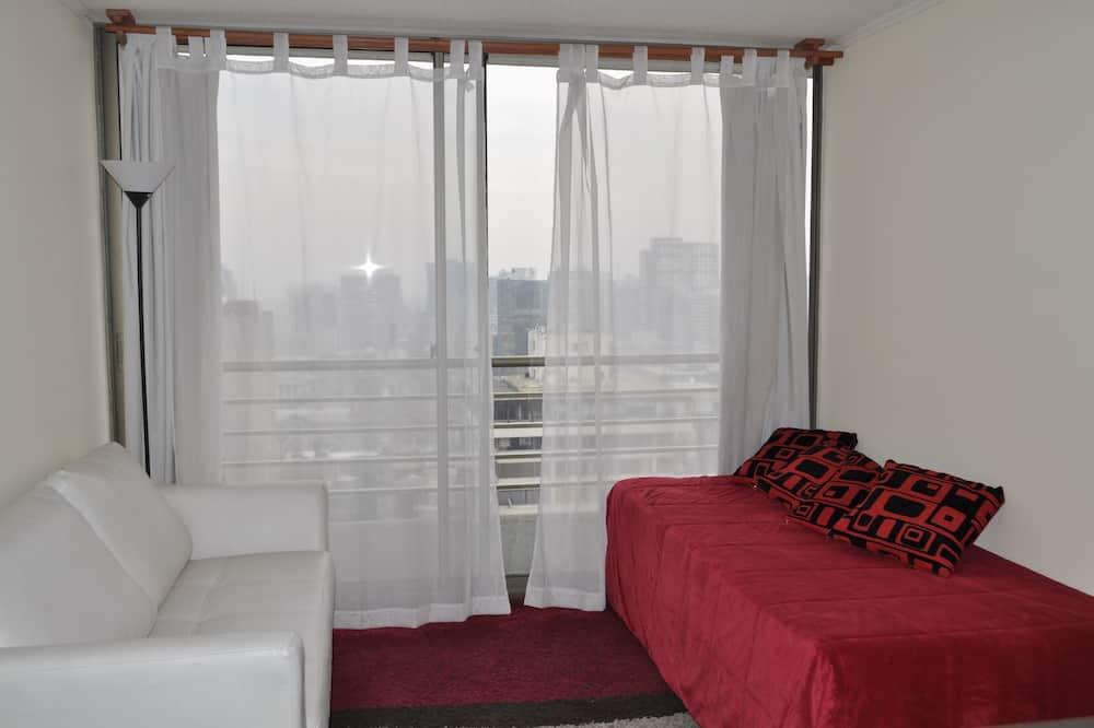 Standard Apartment Triple - Salle de séjour