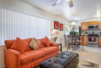 Foto van Gulf Breeze Condos in Fort Myers Beach