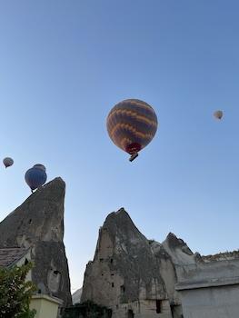 Nevşehir bölgesindeki Gerdis Evi resmi