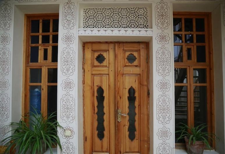 Komil Bukhara Boutique Hotel, Bukhara, Hotel Entrance