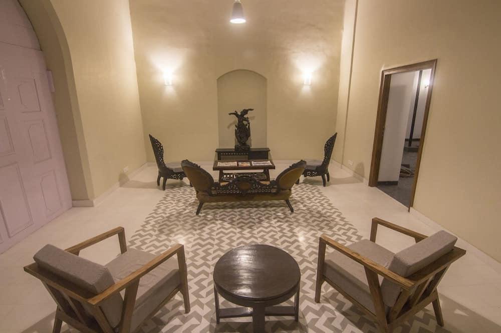 Heritage Room - Living Area