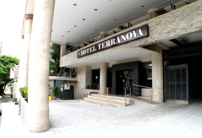 Hotel Terranova, Banda Raya Panama