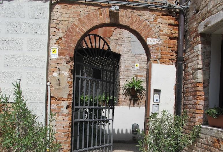 Antica Raffineria, Venise, Entrée de l'hôtel