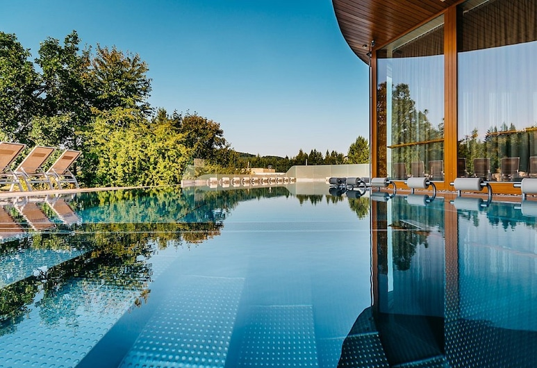Maximus Resort, Brno, Pool