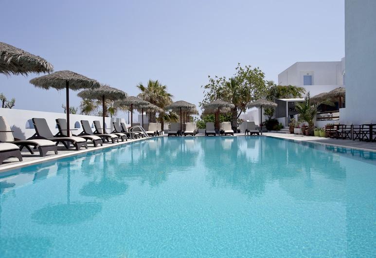Alexandra Hotel, Santorini