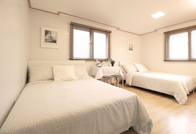 Seoul mansion 3, Seoul, Standard Double Room, Guest Room