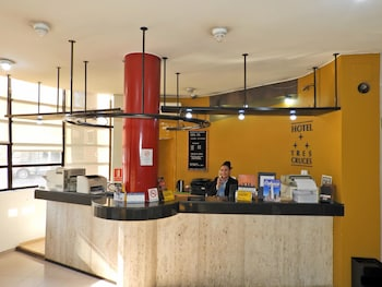 Picture of Hotel Tres Cruces in Montevideo