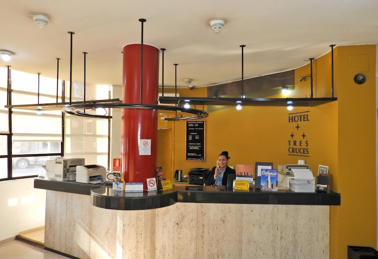 Hotel Tres Cruces, Montevideo