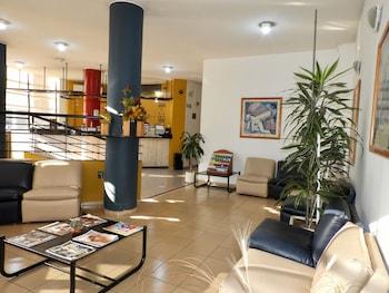蒙特維多特雷斯克魯塞斯飯店的相片