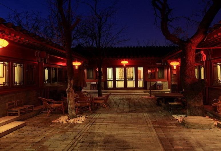 Ji House, Beijing, Courtyard