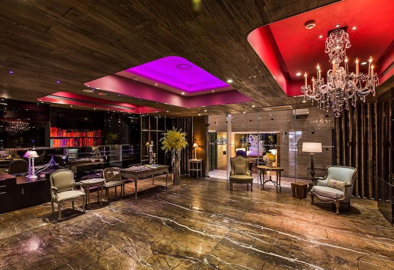 inhouse hotel, Taipei, Lobby