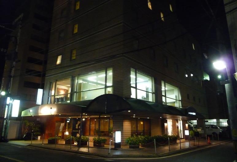 コートホテル福岡天神, 福岡市, ホテルのフロント - 夕方 / 夜間