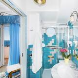Deluxe Room, 1 Bedroom, Balcony, Sea View - Bathroom