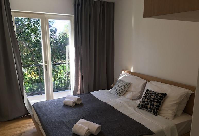 Forgotten Garden Apartments and Rooms, Piran, Comfort Apartment, 1 Bedroom, Garden View, Beachside, Room