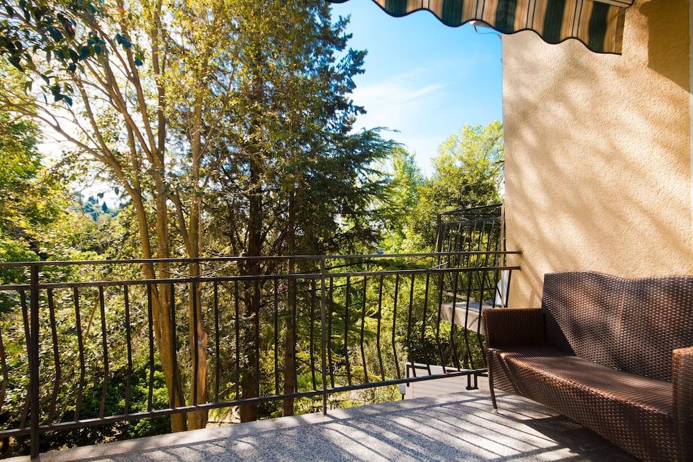 Comfort Double or Twin Room, 1 Bedroom, Balcony, Garden View - Balcony