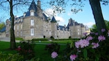 Picture of Chateau de Canisy in Canisy