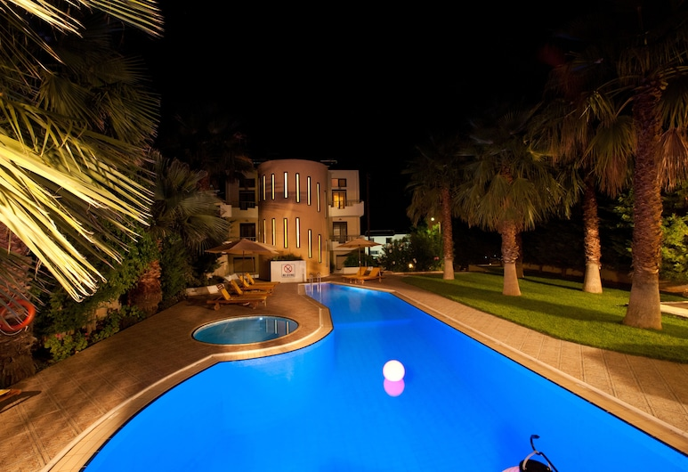 Elizabeth Suites, Chania