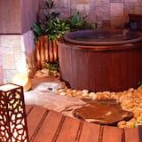 和洋室 プレミアムスイート 露天風呂&テラス付 - バスルーム