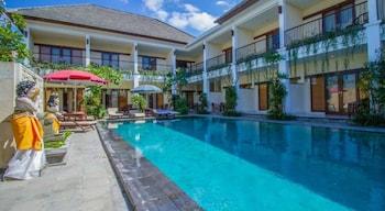 Naktsmītnes Uma Sri Bali Hotel attēls vietā Kerobokana