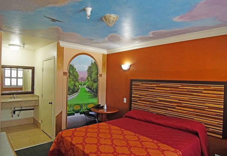 Lincoln Motel, Pasadena, Szoba, 1 queen (nagyméretű) franciaágy, Vendégszoba