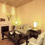 Suite Deluxe, 1 cama King size - Sala de estar