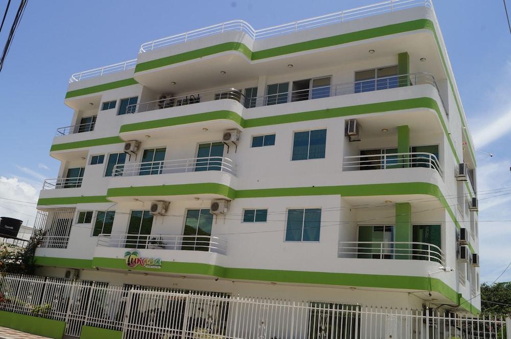 Apartahotel Tukasa Rodadero, Santa Marta
