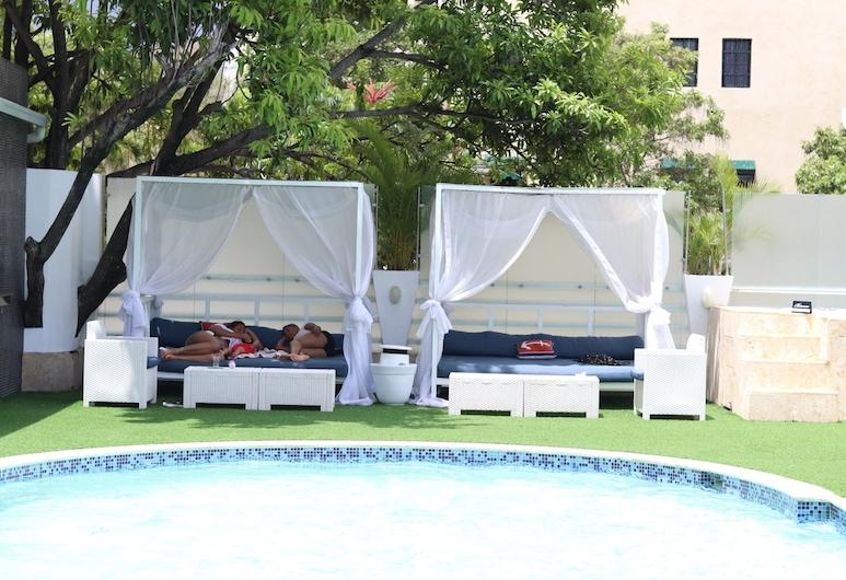 Ramada Santo Domingo Princess Hotel, Santo Domingo, Outdoor Pool