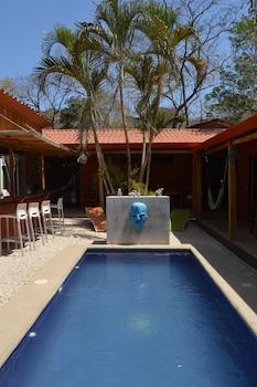 Foto van Hotel Mahayana in Tamarindo