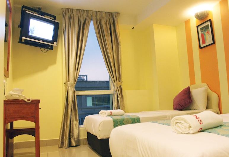 門特里陽光大道陽光旅館, 八打靈再也, 高級客房, 客房