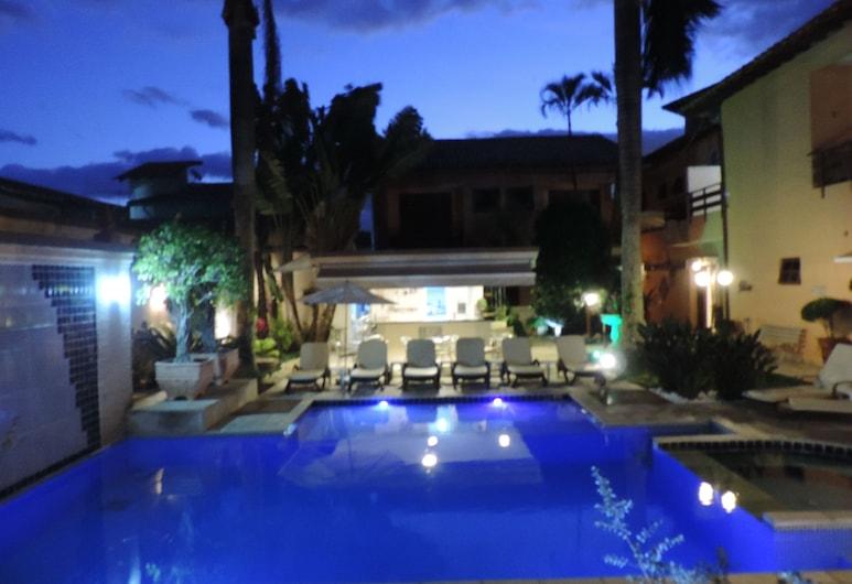 Hotel Costa Balena, Guaruja, Vonkajší bazén