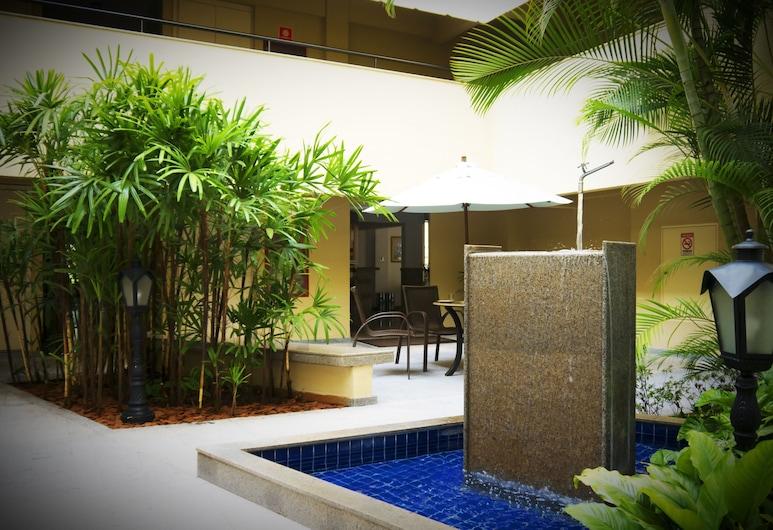 Cedro Hotel, Londrina, Breakfast Area