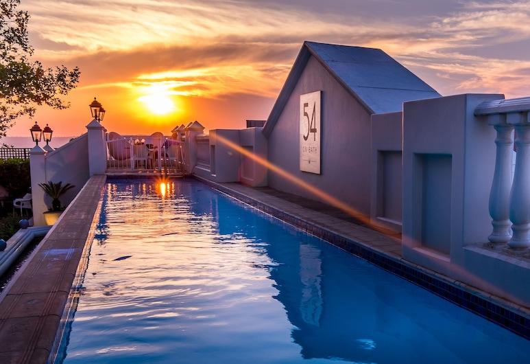 54 翁巴斯飯店, 約翰尼斯堡, 豪華客房, 1 張特大雙人床, 室外游泳池