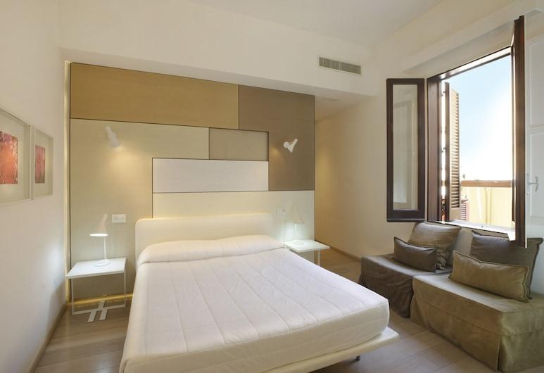 Santacroce Luxury Rooms, Lecce, Herbergi með tvíbreiðu rúmi, Herbergi