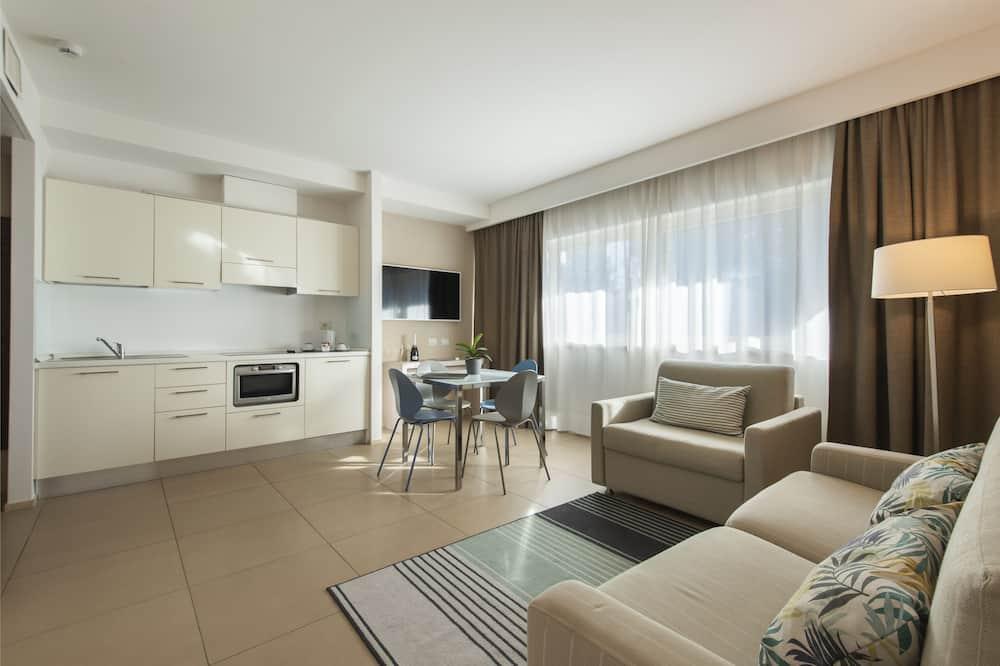 Phòng Suite - Khu phòng khách