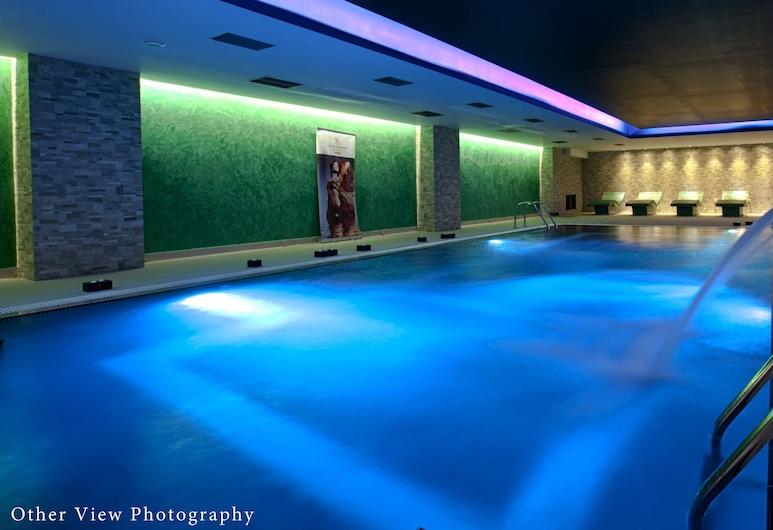 Arty Grand Hotel, Archaia Olympia, Spa