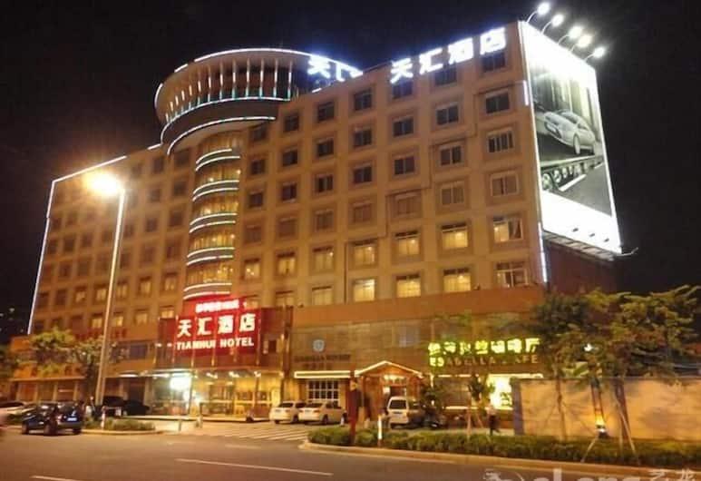 Shanshui Trends Hotel -panyu Square Branch, Guangzhou, Eksterijer