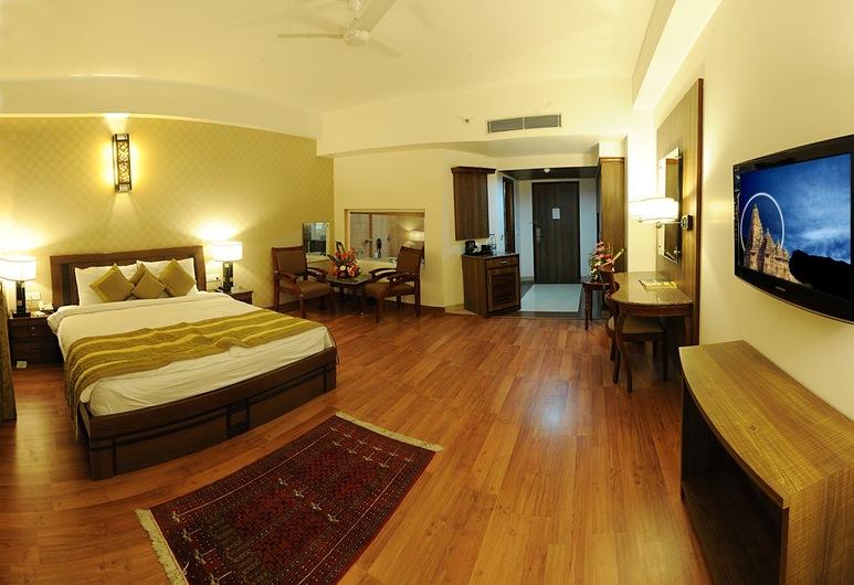 Comfort Inn Alstonia, Amritsar, Suite Superior, 1 cama queen-size, Fumadores, Quarto