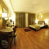 Suite superior, 1 cama Queen size, para fumadores - Sala de estar