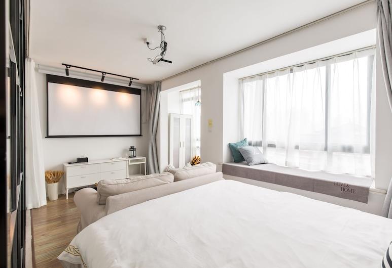 思迪家服務式公寓 (聖天地店), 上海市, 豪華四人房, 客房