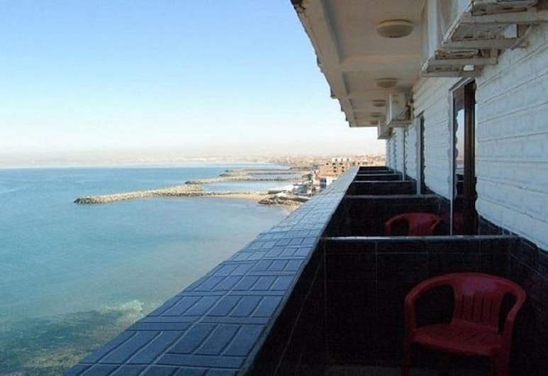 Grand Hotel Adghir, Algiers, Double Room, Terrace/Patio