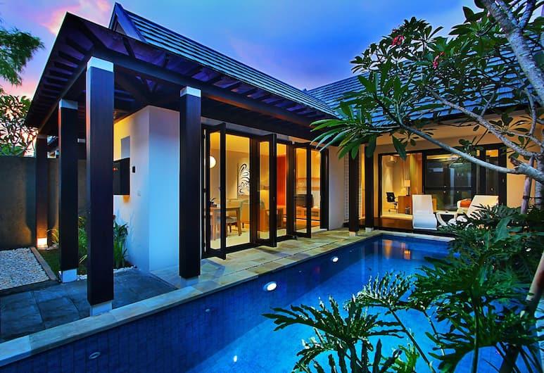 The Jineng Villas by Karaniya Experience, Seminyak, Vila, 1 kamar tidur, Fasilitas Olahraga