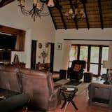 Exklusivt hus - Vardagsrum