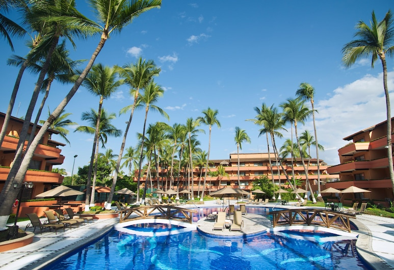 Villa del Mar Beach Resort & Spa Puerto Vallarta, Puerto Vallarta, BBQ/Picnic Area