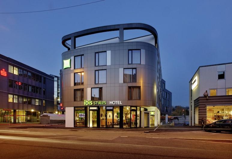 ibis Styles Aalen, Aalen, Hotel Front