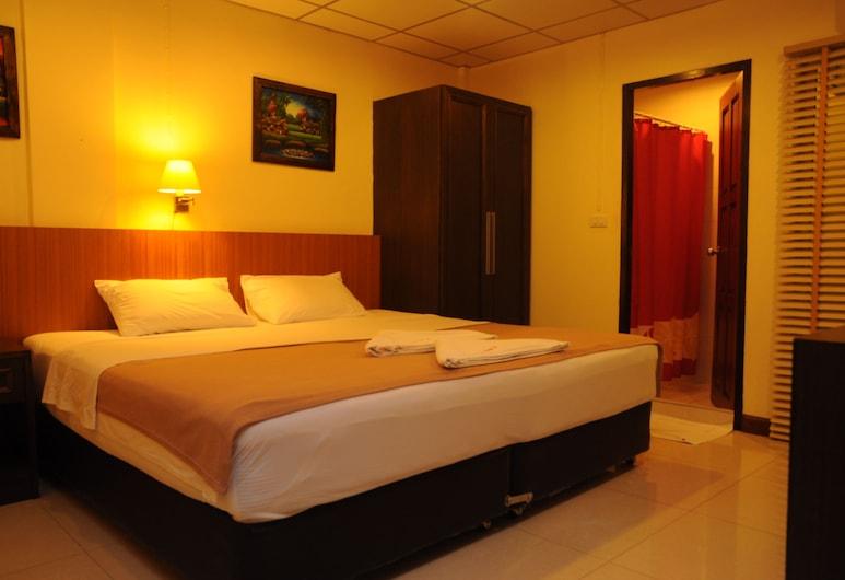 ロッジ 61 ベッド & ブレックファースト, バンコク, スタンダード ルーム シングルベッド 1 台, 部屋