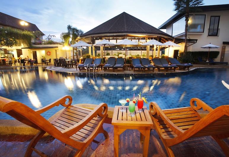 Palmyra Patong Resort, Patong, Kolam