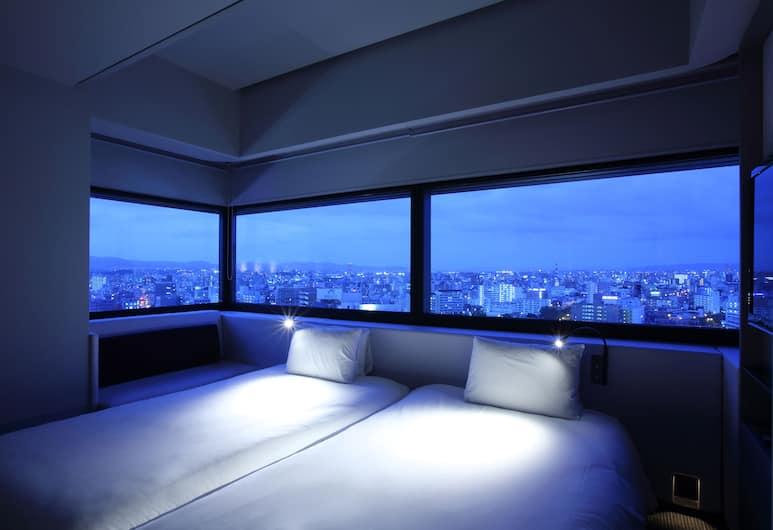 雷姆新大阪酒店, 大阪, 雙床房, 非吸煙房, 轉角, 客房
