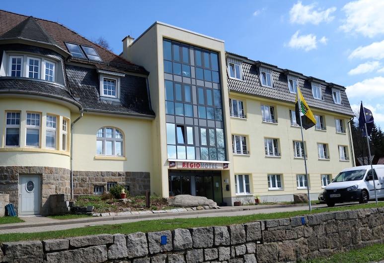 布羅肯地區酒店, 韋爾尼格羅德