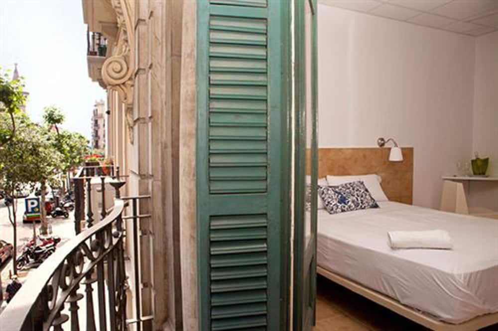 Phòng đôi Superior, 1 giường đôi, Ban công, Quang cảnh thành phố - Ban công